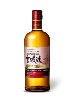 Miyagikyo Apple Brandy Wood Finish