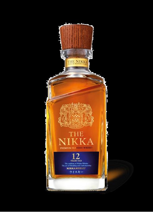 The Nikka 12 ans