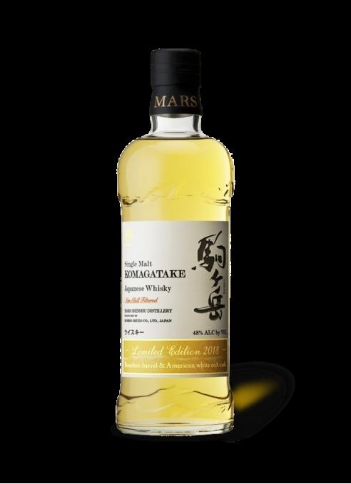 Mars Komagatake Limited Edition 2018