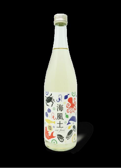 """Fukucho """"Seafood"""" Junmai Genshu"""
