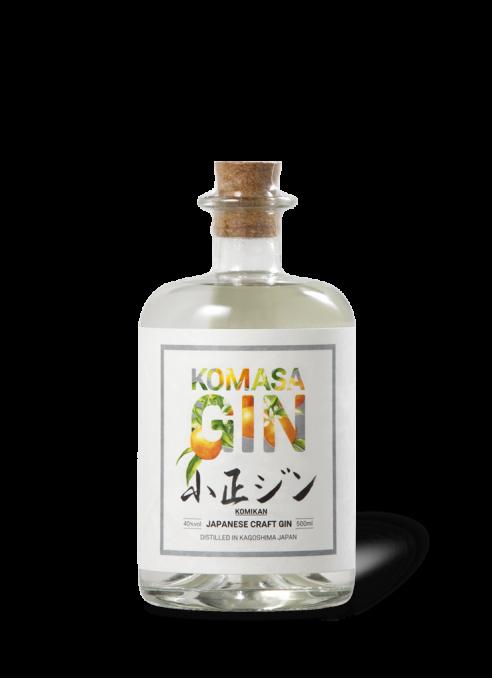 Gin Komasa Komikan