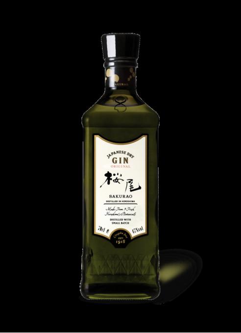 Gin Sakurao Original