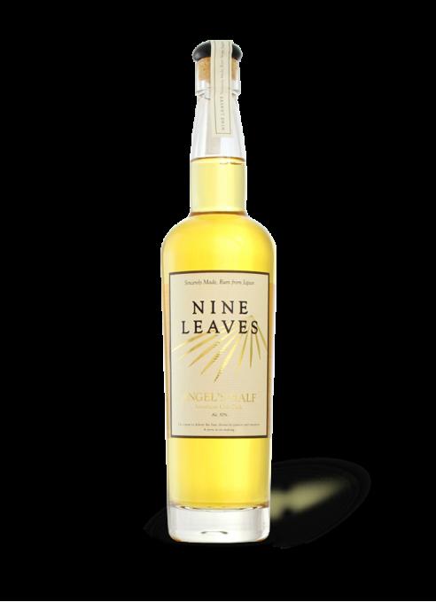Nine Leaves Angel's Half American Oak Cask