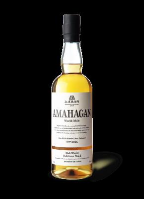 Amahagan Edition N°1 Blended Malt Whisky