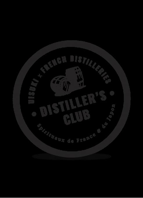 Inscription Distiller's Club
