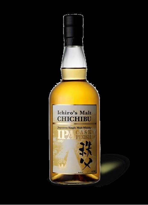 Chichibu IPA Cask Finish 2017