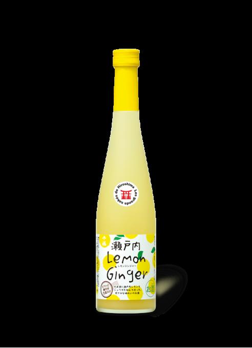 Sempuku Saké Lemon Ginger