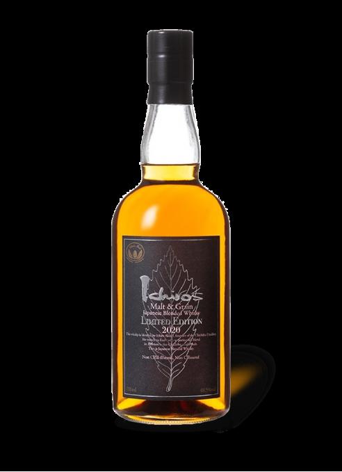 Ichiro's Malt & Grain Japanese Blended Whisky 2020