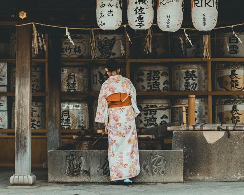 Spiritueux traditionnels du Japon